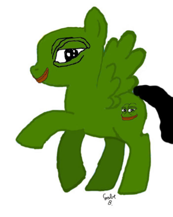3a7 pepe the pony smug frog know your meme,Know Your Meme Pepe