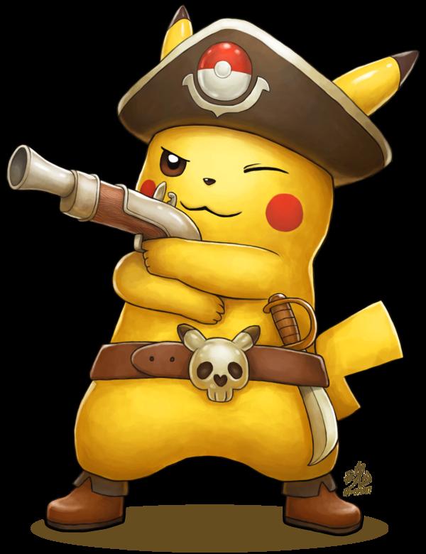 Pirate pikachu pok mon know your meme - Images de pikachu ...