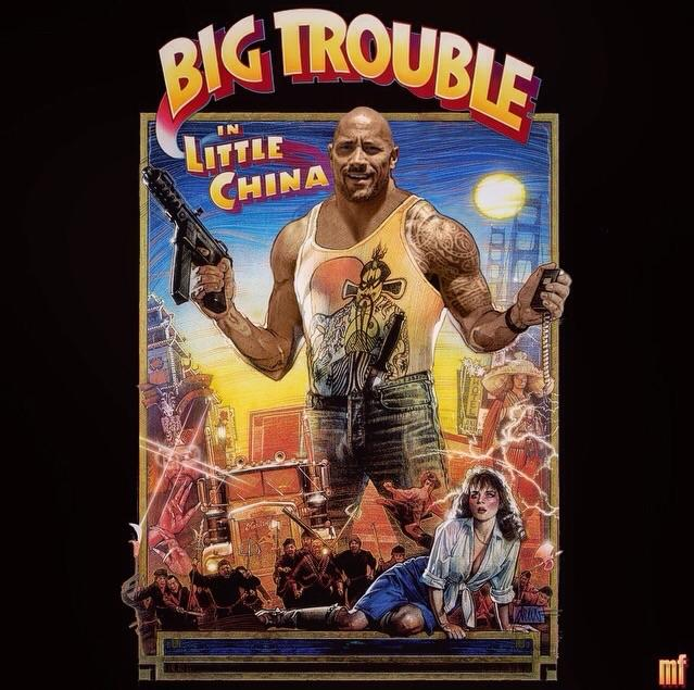 aa6 big trouble in little china dwayne \