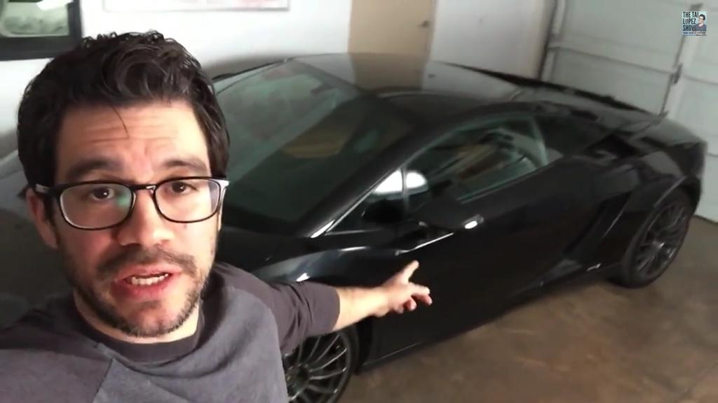 b55 tai lopez here in my garage know your meme