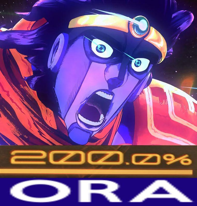 What's your opinion on this stand: Star Platinum? : StardustCrusaders