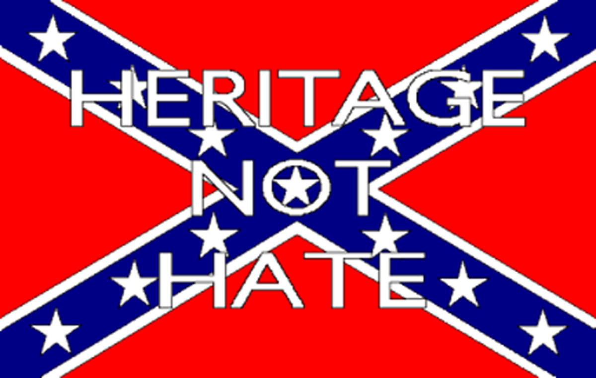 the rebel flag essay This essay is devoted to one of the most controversial and famous symbols in the united states - the confederate flag it is one of the last symbols of the.