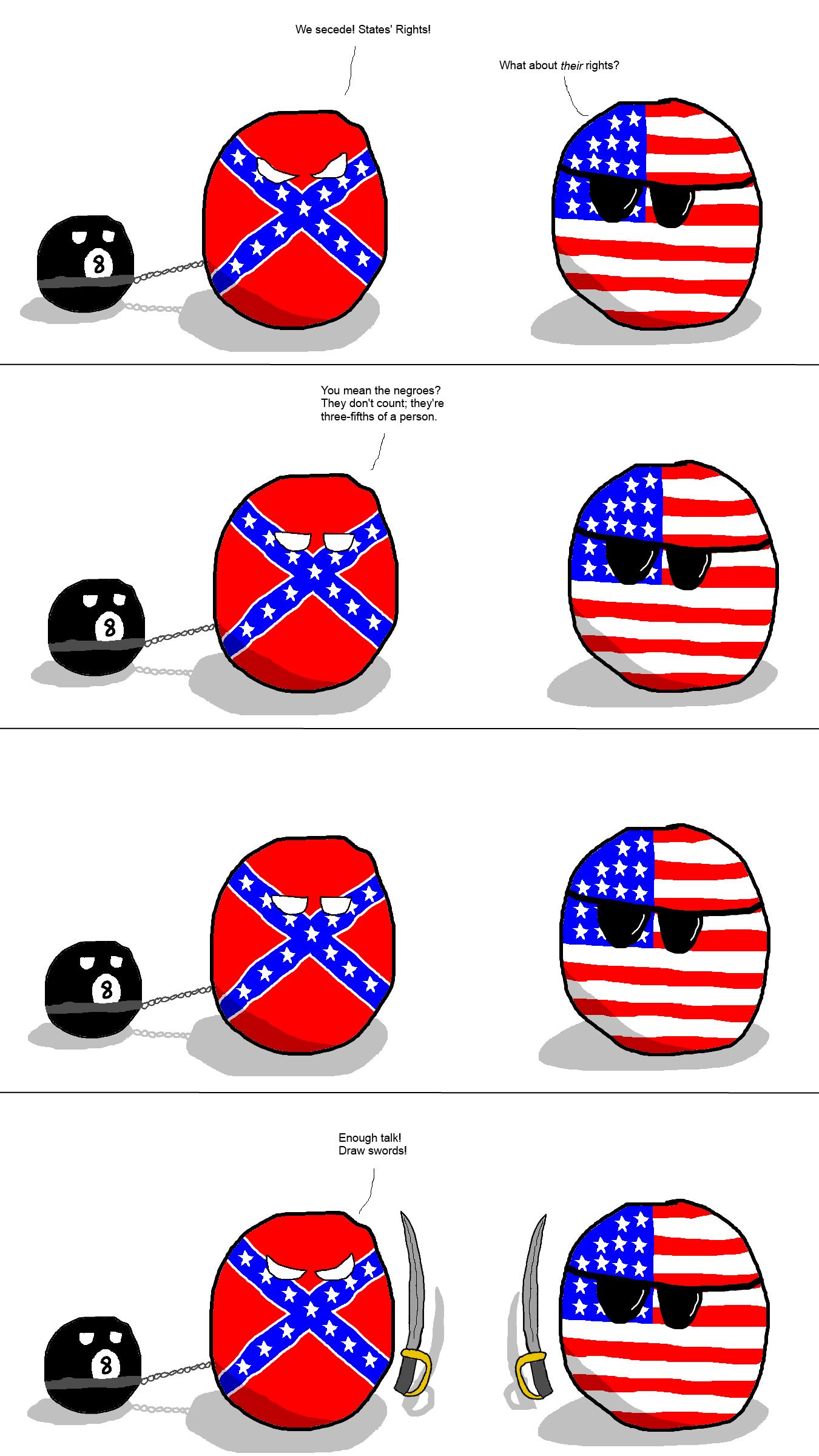 Confederateball | The Confederate Flag Debate | Know Your Meme