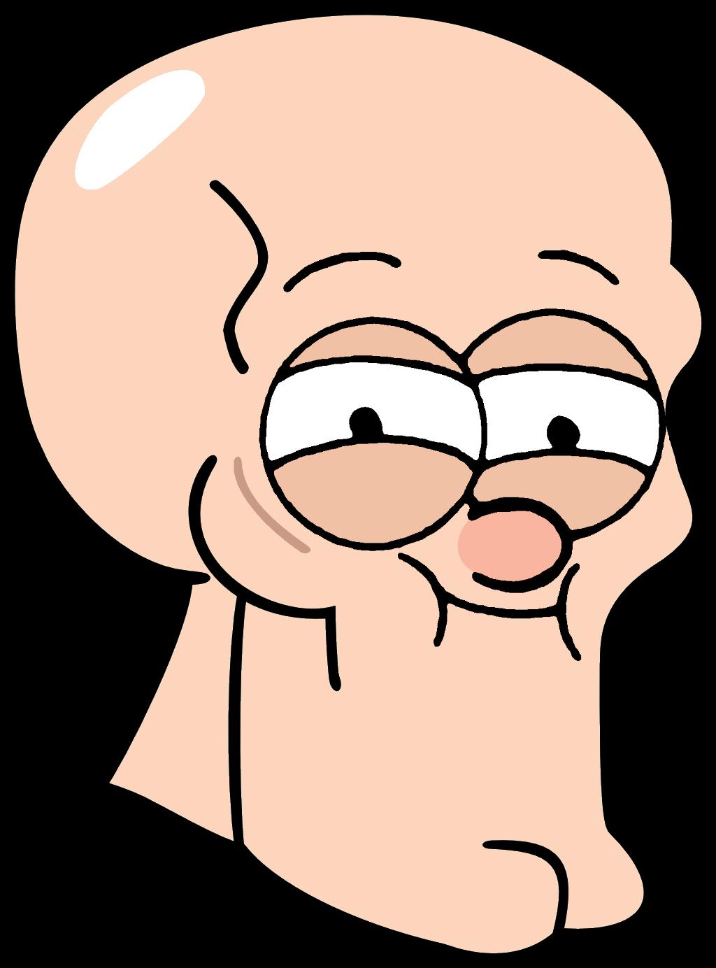 Handsome Jack The Dipper | Handsome Squidward / Squidward ...