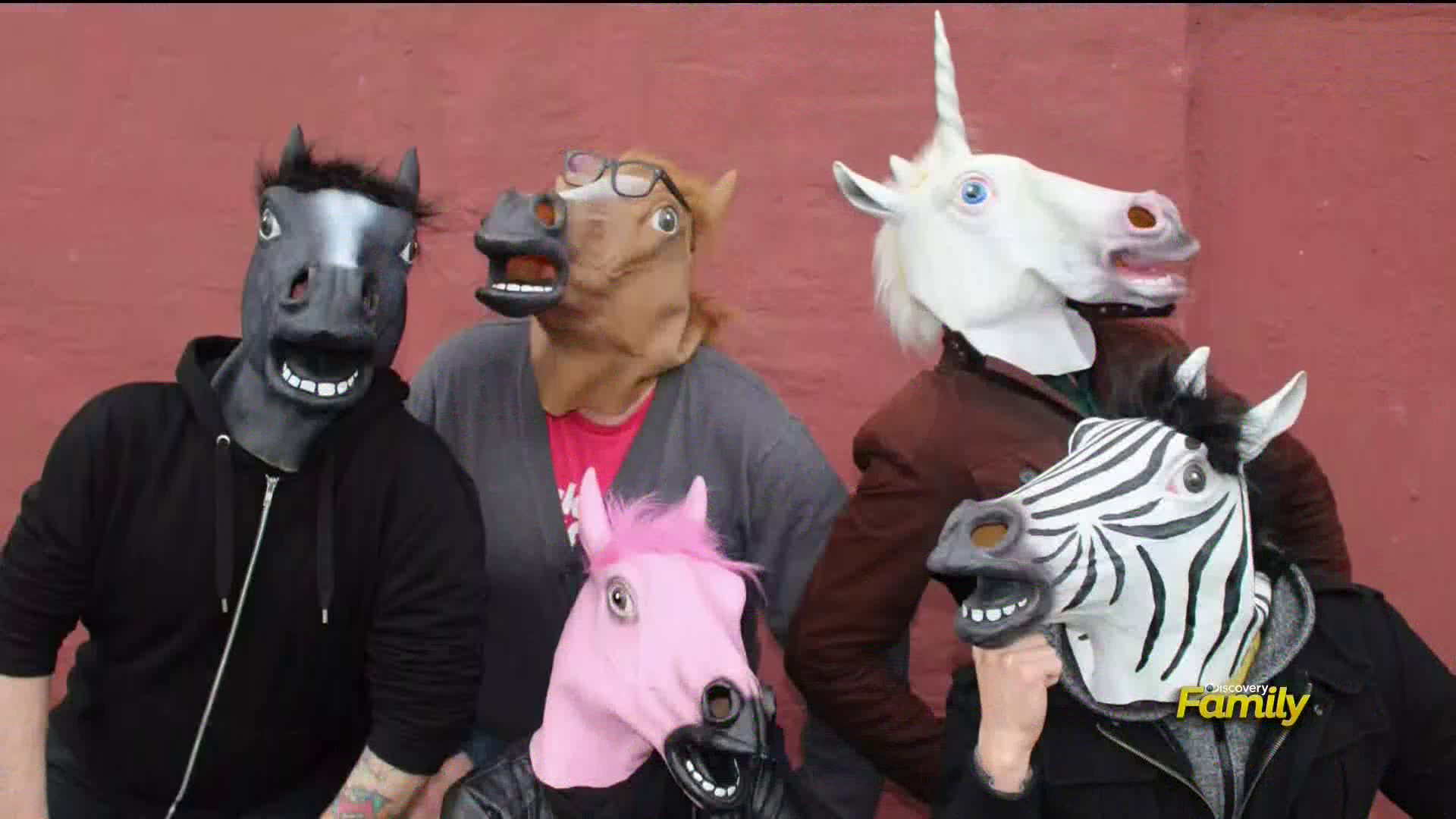 Mlp Fim Episode 100 Easter Egg Horse Head Mask Know