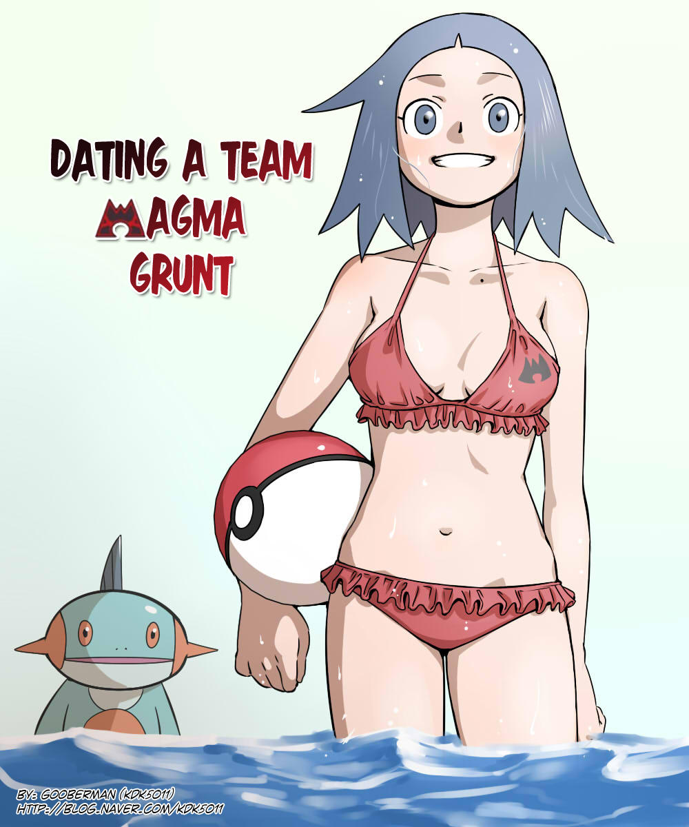 Gooberman dating a team magma grunt manga