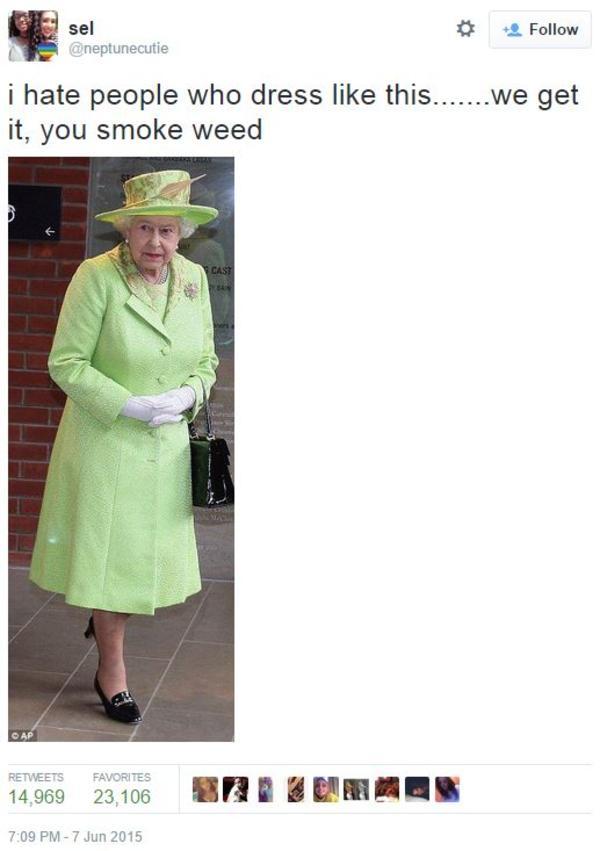 image Elizabeth get fun smoking on her ps4 webcam today