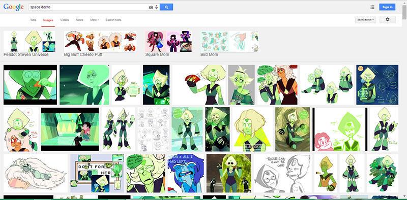 Space Dorito Google Search | Steven Universe | Know Your Meme | 800 x 394 jpeg 89kB
