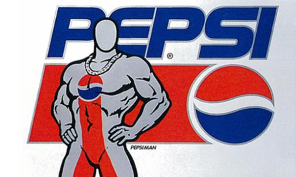 Pepsiman Design Pepsiman Know Your Meme
