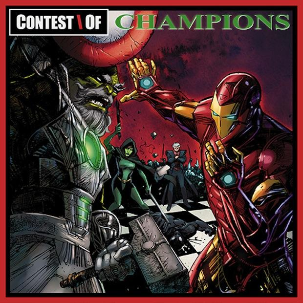 f4f contest of champions marvel comics know your meme