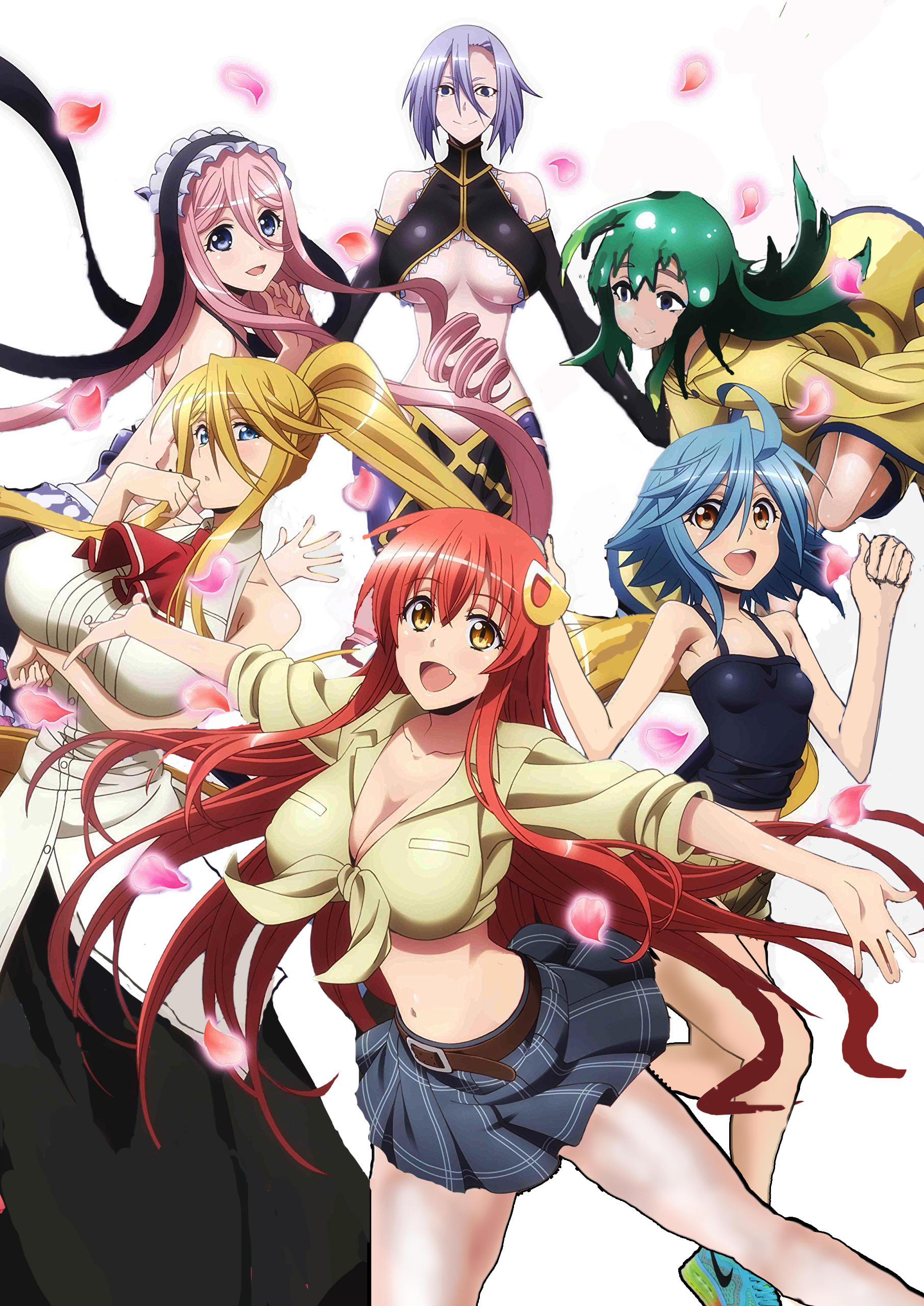 monster musume no iru nichijou season 2 confirmed