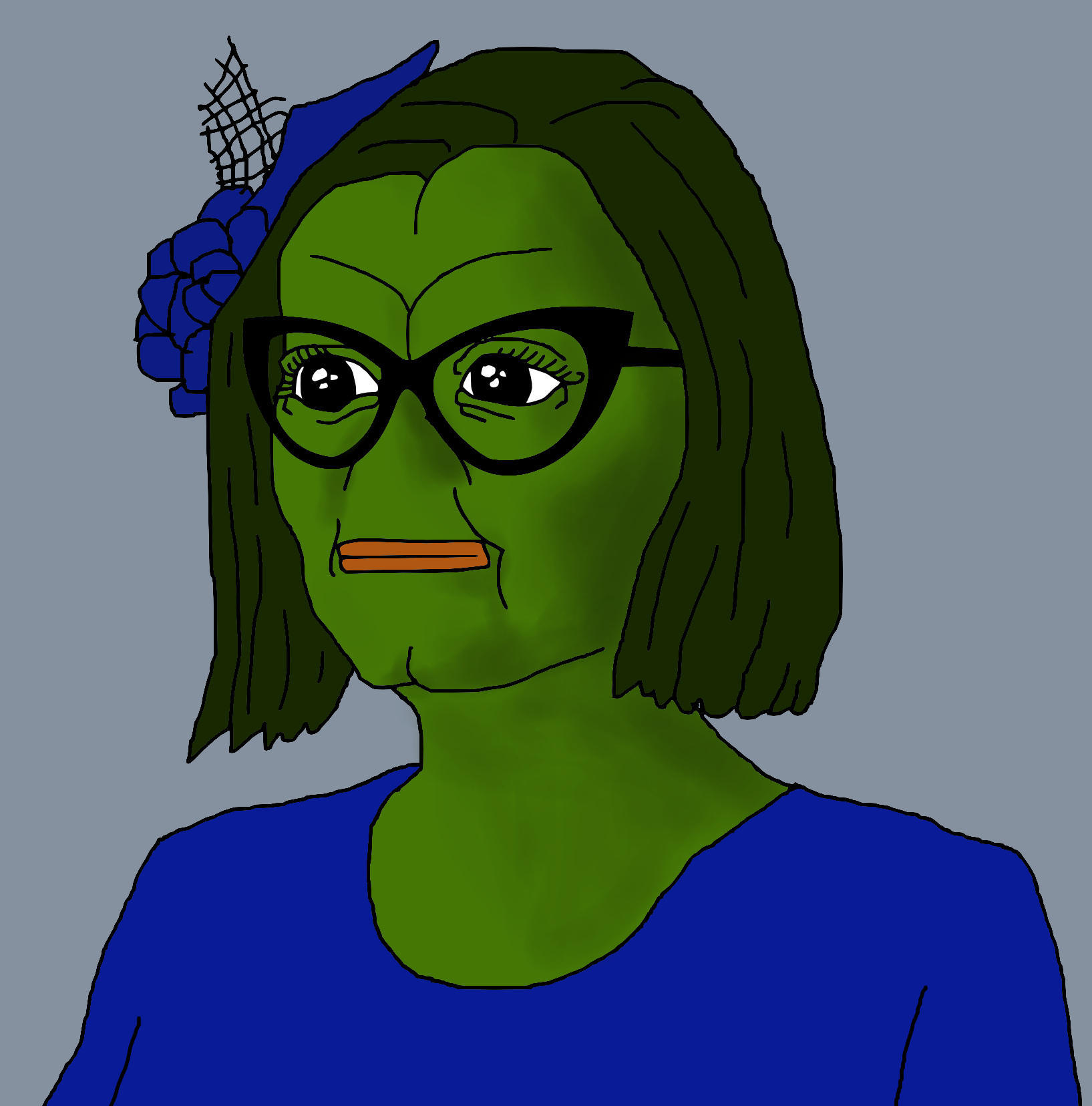 Triggered Pepe Pepe the Frog
