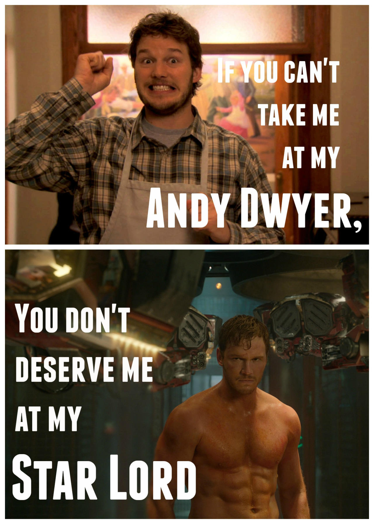 8f9 if you can't take me at my andy dwyer, you don't deserve me at my,You Can T Memes