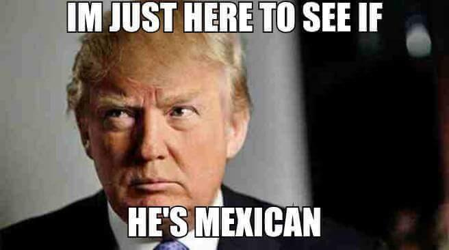 Image result for donald trump mexican memes