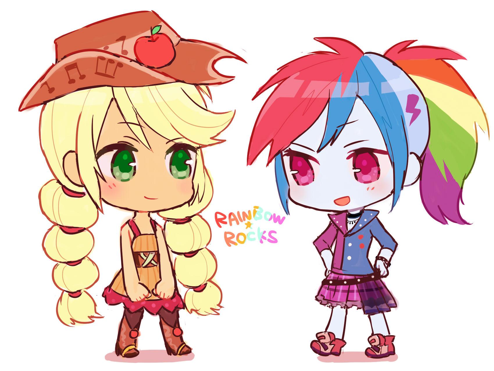 RDAJ by merryyy87 | My Little Pony: Equestria Girls | Know ...
