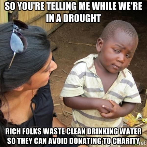 622 skeptical child california's 21st century drought know your meme