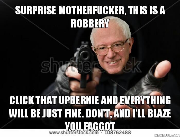 Surprise Gift | Bernie Sanders | Know Your Meme