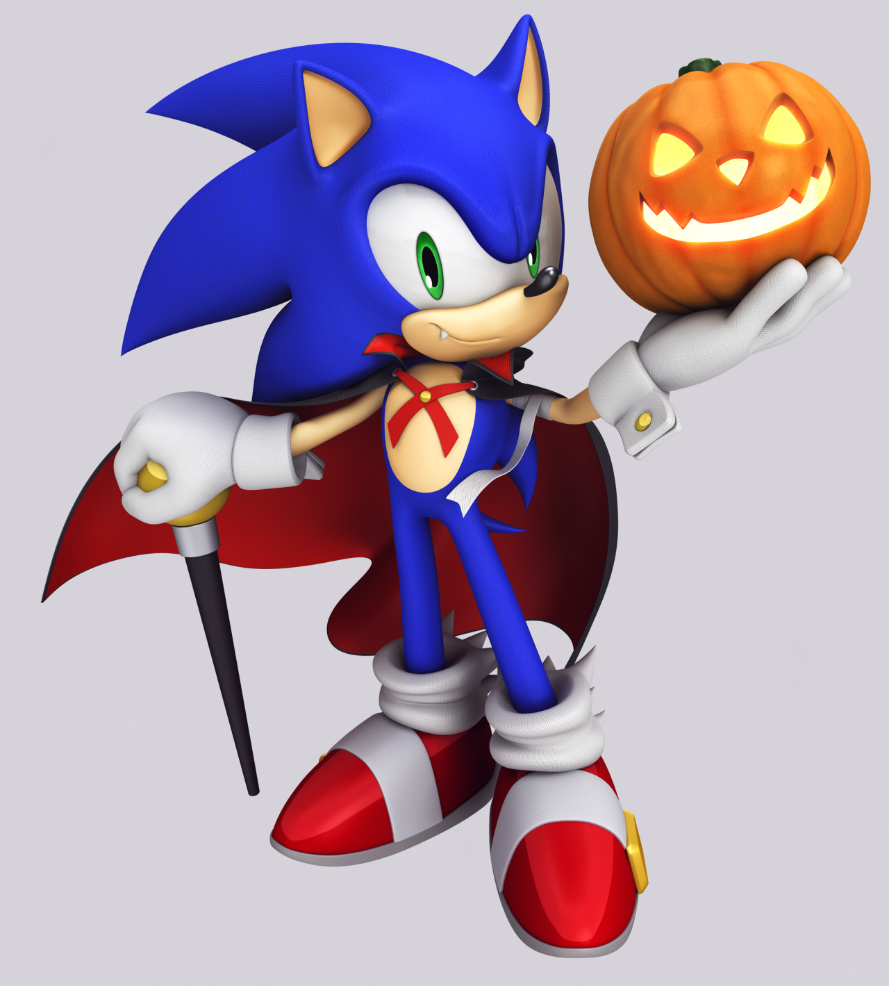 New Cg Halloween Sonic Art Sonic The Hedgehog Know