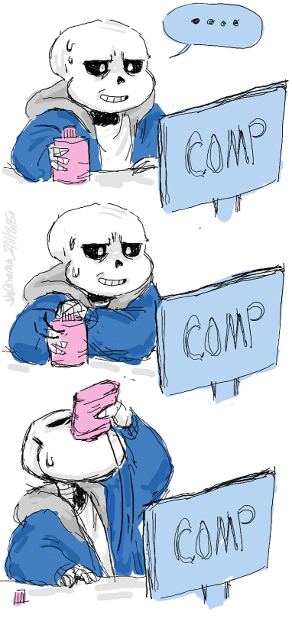 I Need A Drink Undertale Know Your Meme