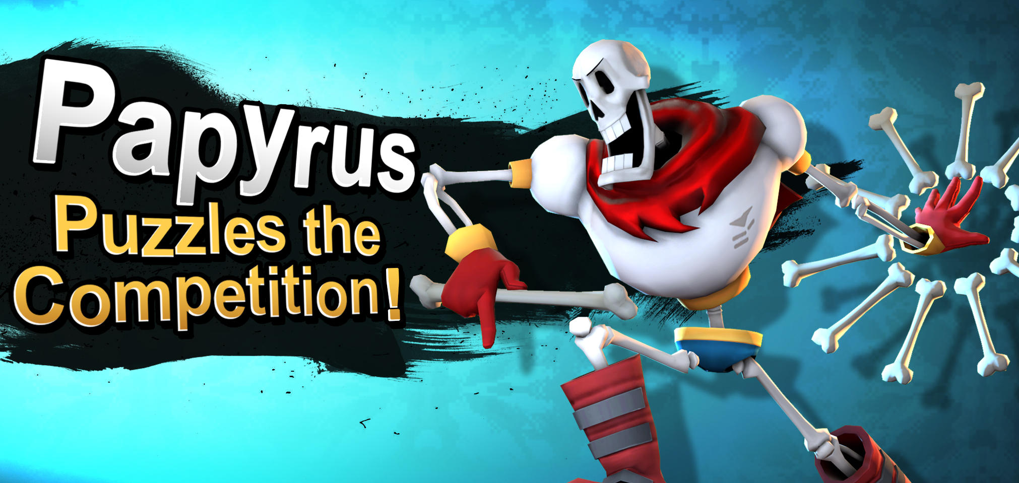 Papyrus Puzzles The Competition Super Smash Bros 4