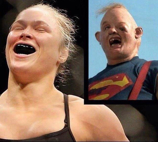 0c4 resemblance ronda rousey know your meme