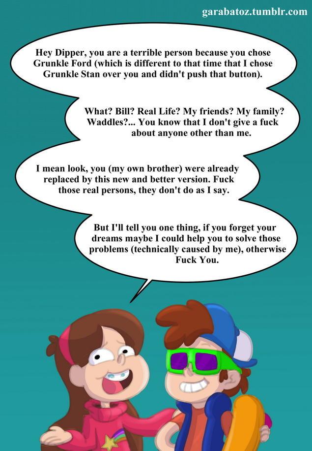 Weirdmageddon 2 in a nutshell   Gravity Falls   Know Your Meme