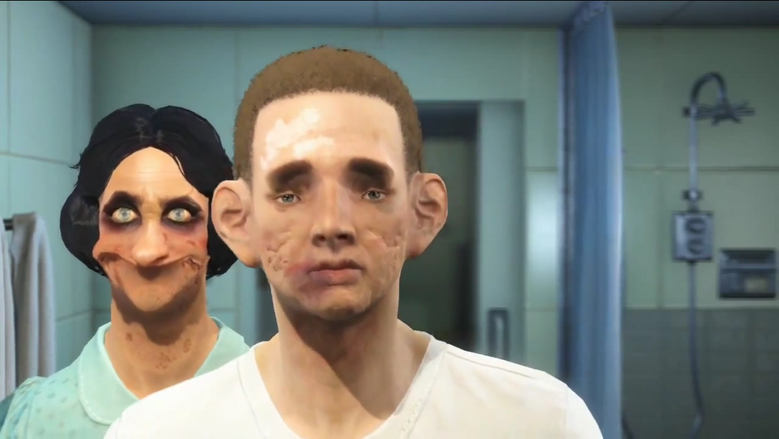 how to make celebrity characters in gfallout 4