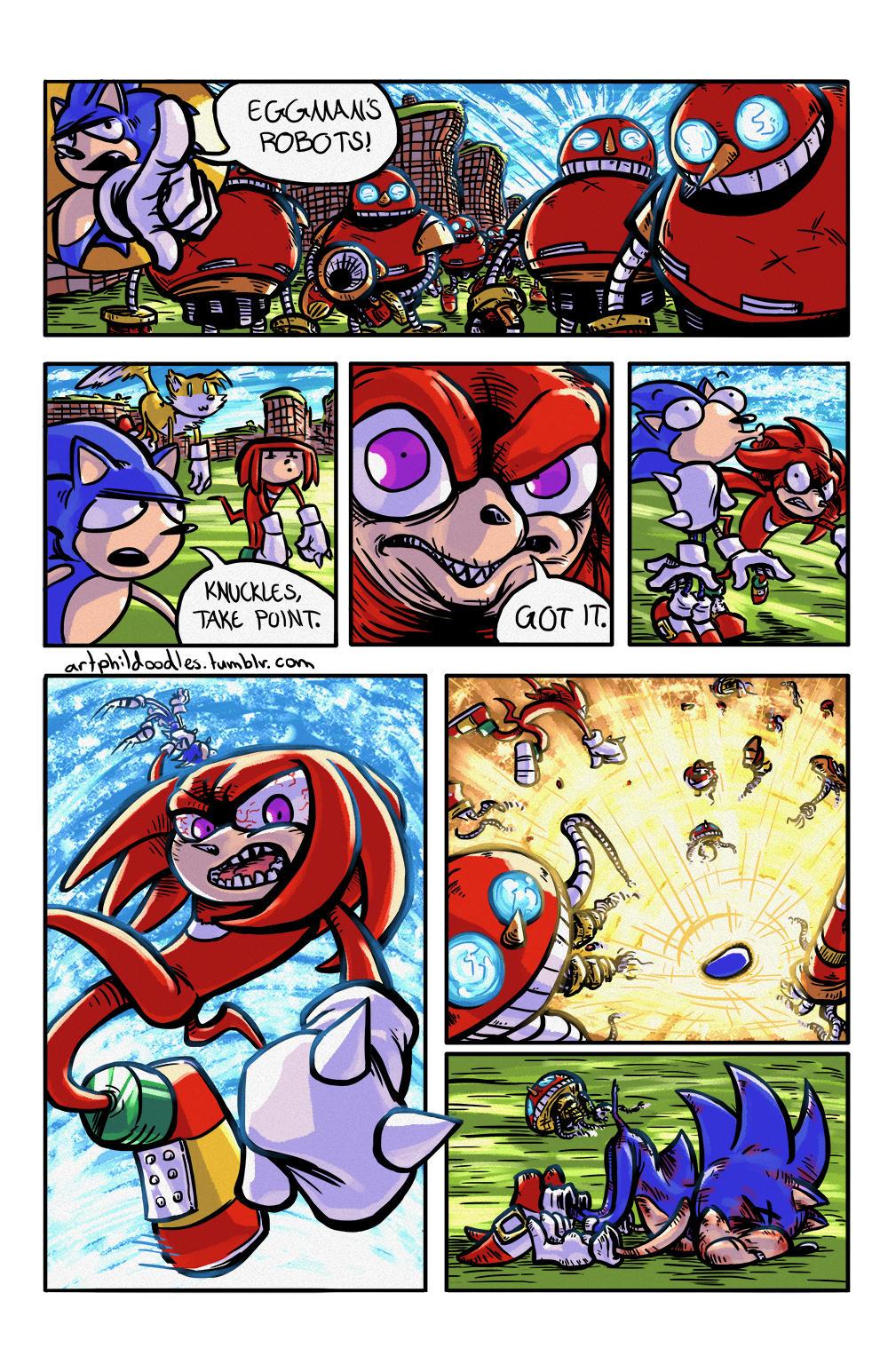 sonic hedgehog heroes logic meme shift rock comments know