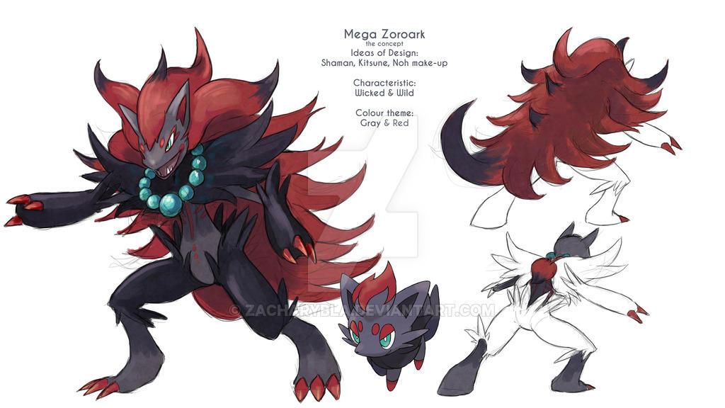 """Mega Zoroark Con..."