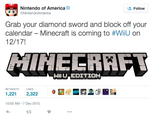 224 wii u edition minecraft know your meme