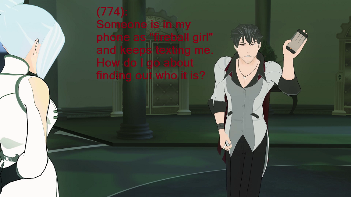 qrow has questions that need answers rwby know your meme