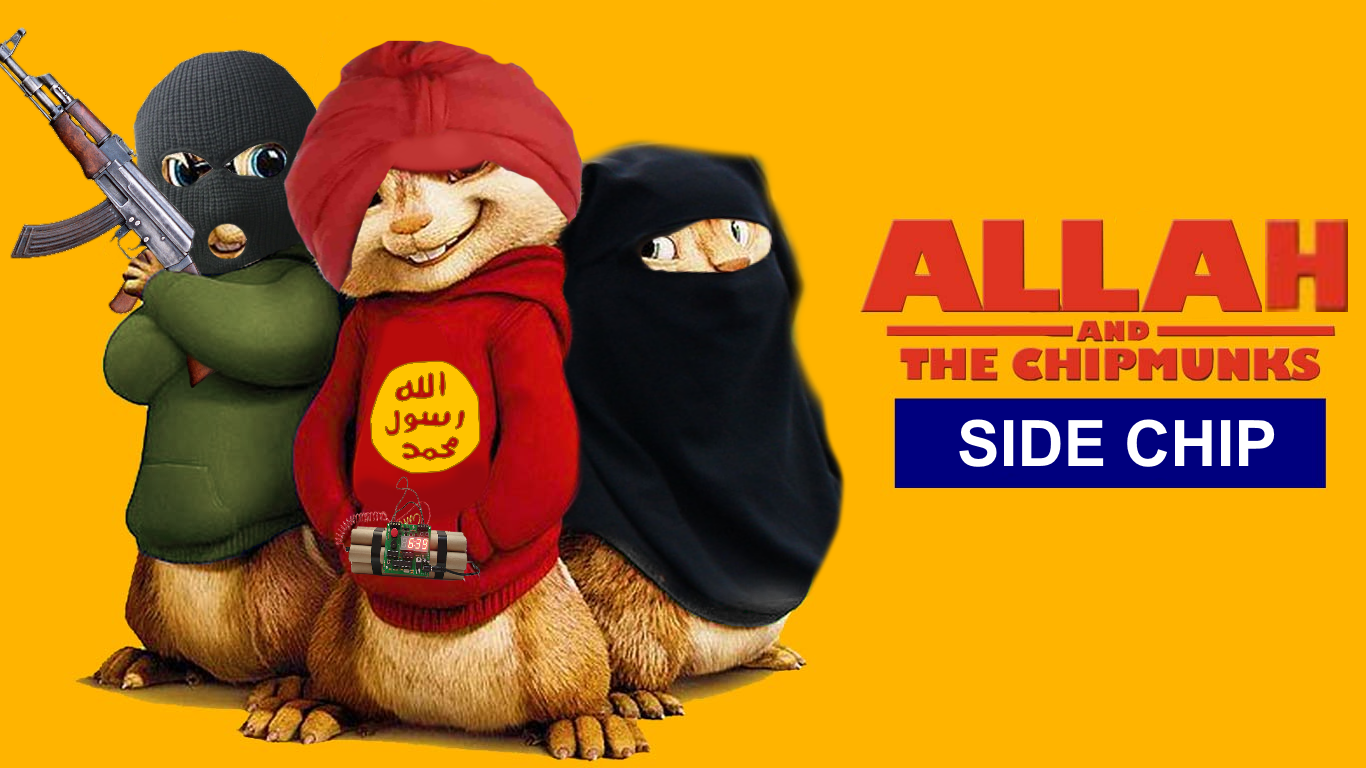 A Baboons But Allah and the Chipmunk...