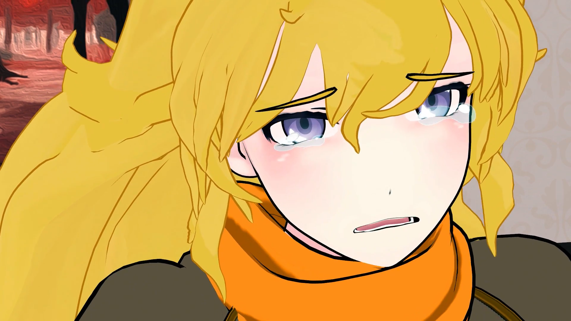 Yang Crying | RWBY | Know Your Meme