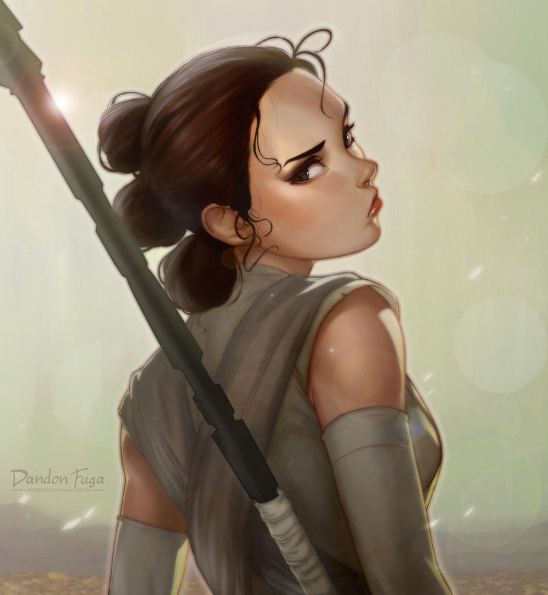 Rey   Star Wars Episode VII: The Force Awakens   Know Your