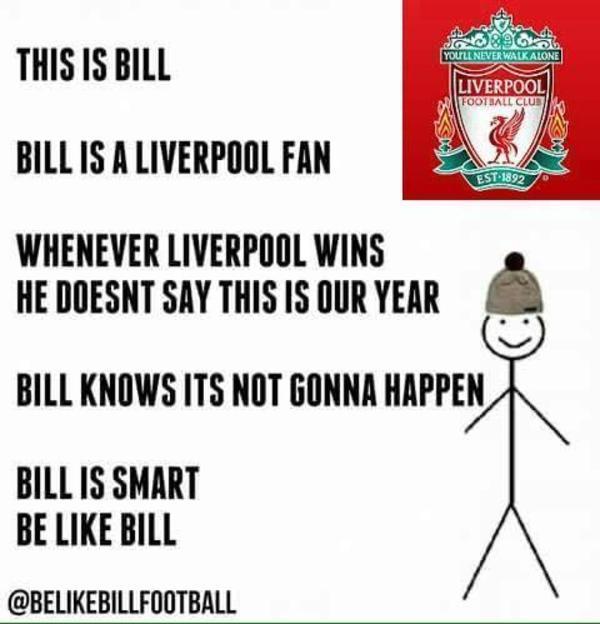Bill On Liverpool
