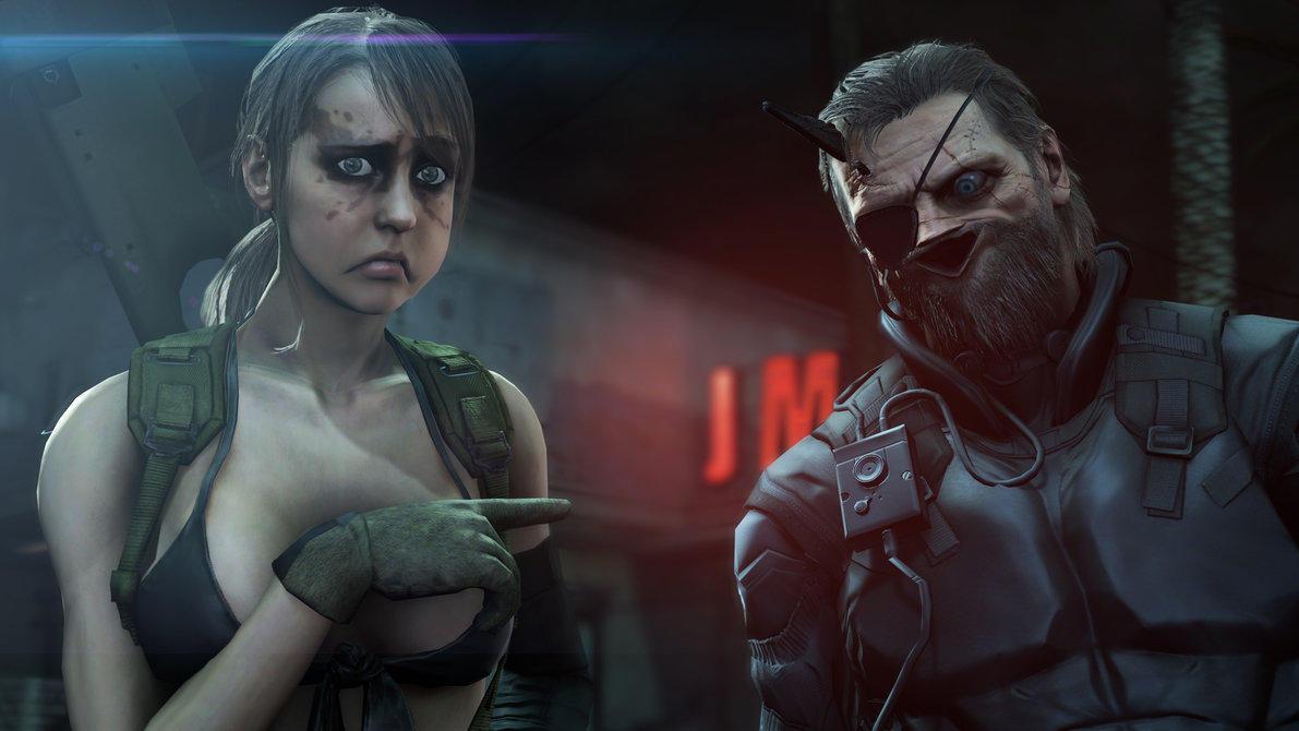 Metal Gear Solid Ground Zeroes Video Game 4k Hd Desktop: Metal Gear Solid V