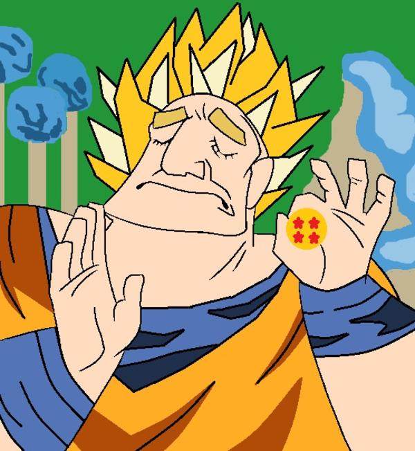 c96 when you get the dragon balls just right pacha edits when the,Just Right Meme Generator