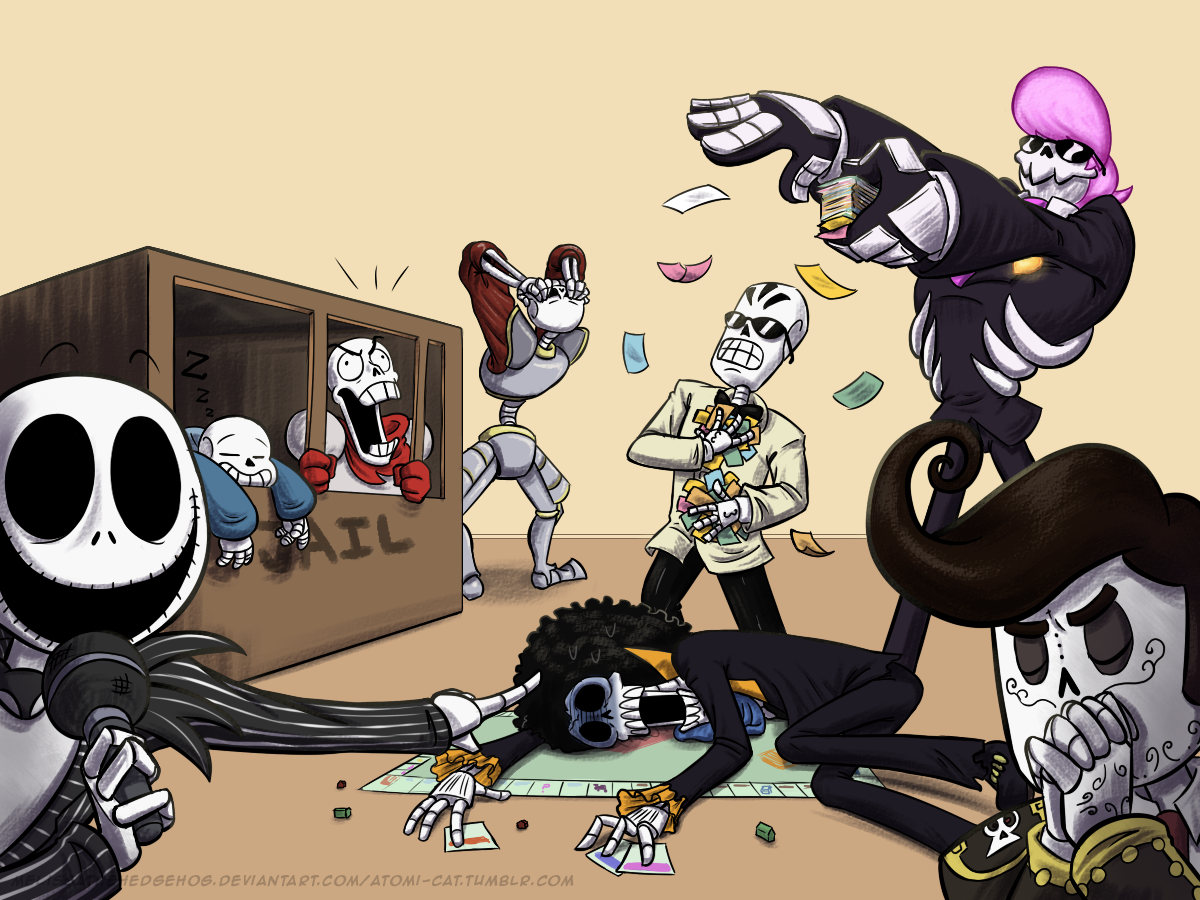 Imagine Your Skeletons Like Draw The Squad Know Your Meme