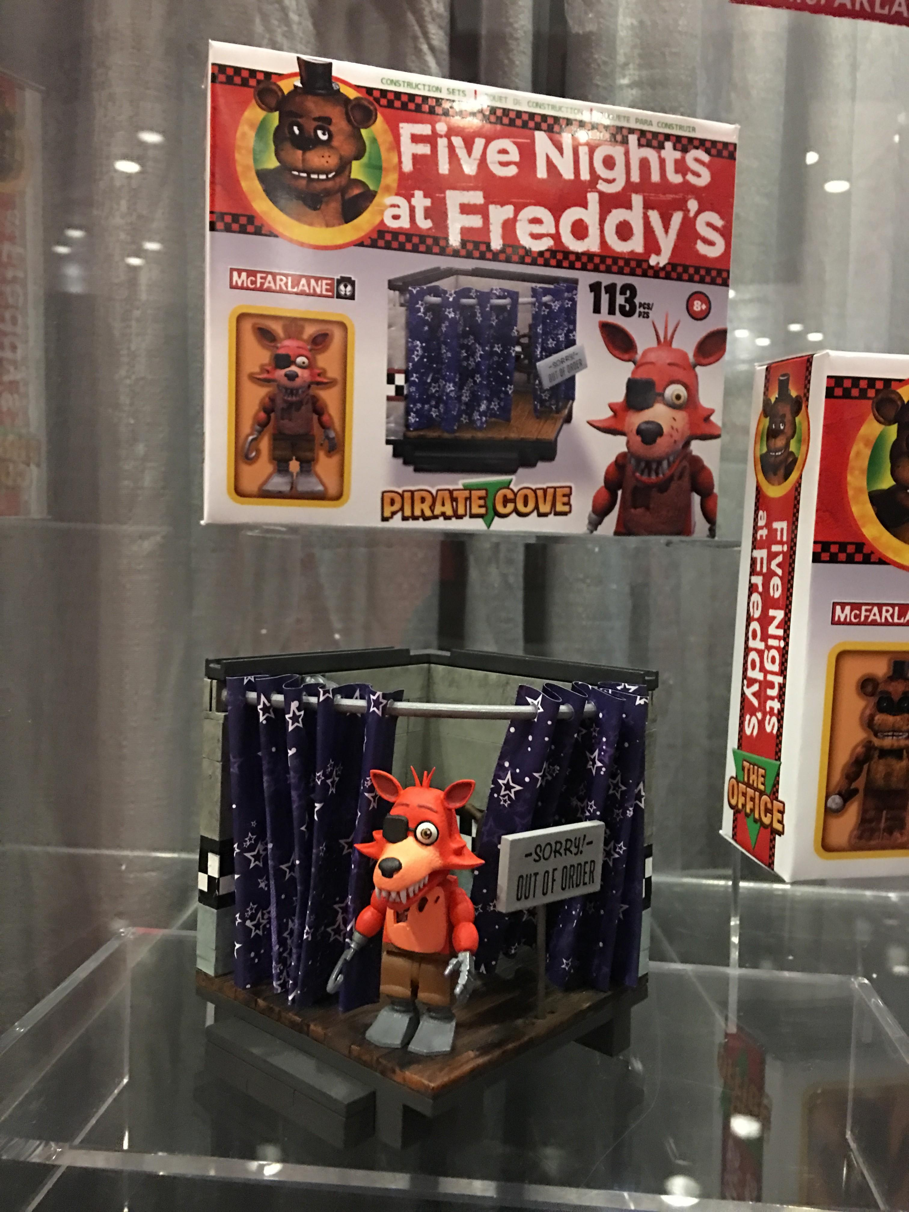 More Fnaf By Mcfarlane Five Nights At Freddy S Know