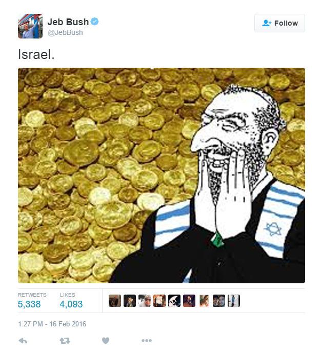7da oy vey, vote for jeb! jeb bush's \