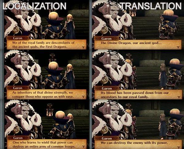 357 garon intro speech fire emblem fates localization controversy,Fire Emblem Fates Memes