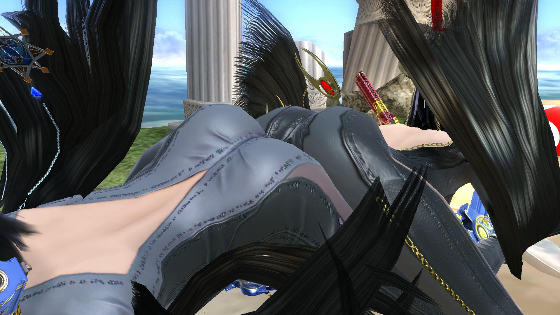 Most nudity bayonetta pron pictures