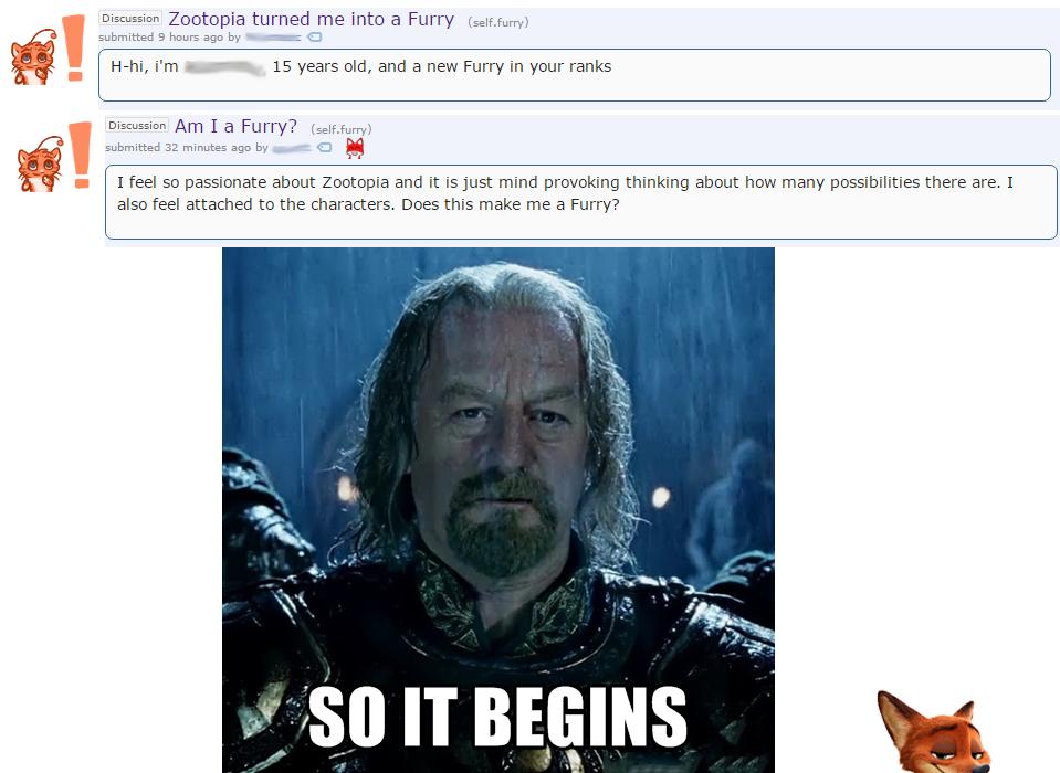 Funny Zootopia Memes : It begins zootopia know your meme