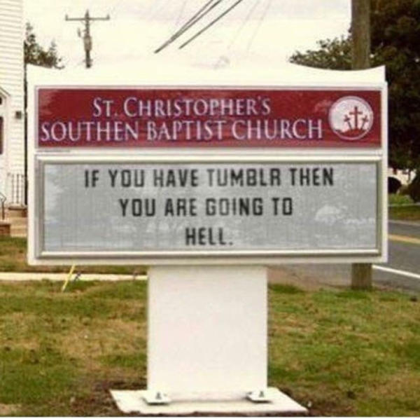 b79 funny church signs image gallery know your meme