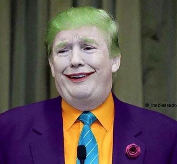 363 donald trump as the joker donald trump know your meme
