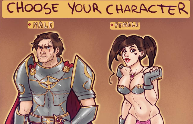logic armor game Video female