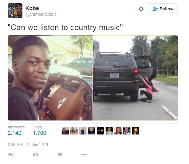 aad country music can we listen to something else besides future