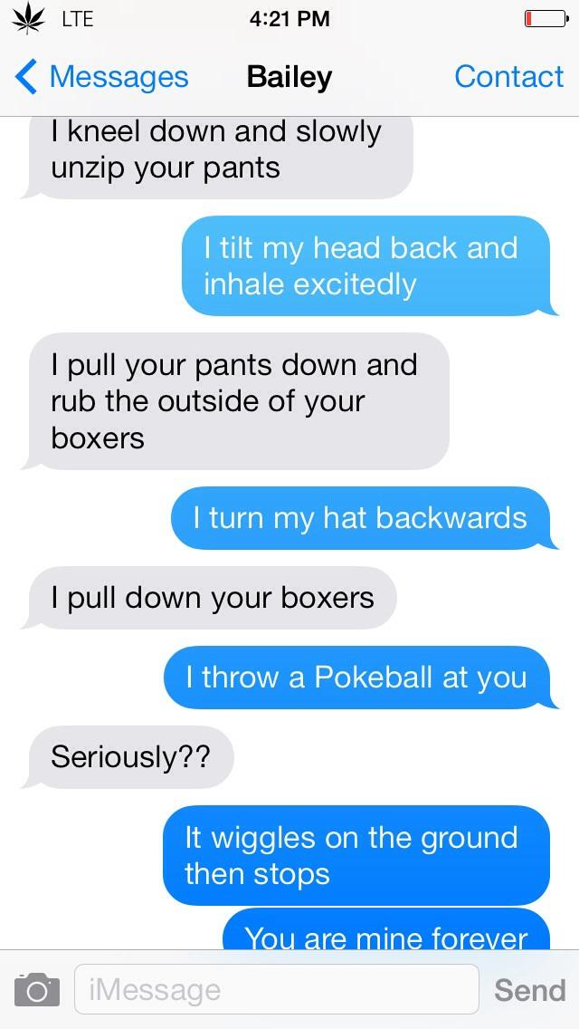 Sexting That Will Turn Him On