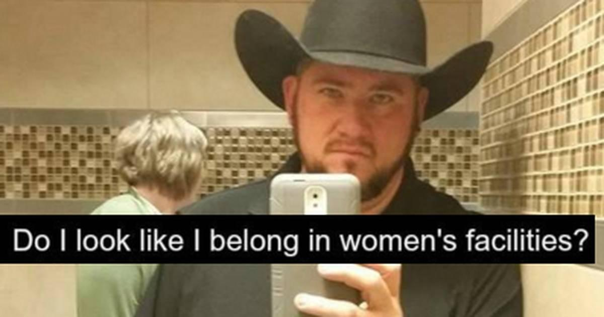 Transgender Bathroom Debate   Know Your Meme. Do I Look Like I Belong Here    Transgender Bathroom Debate   Know