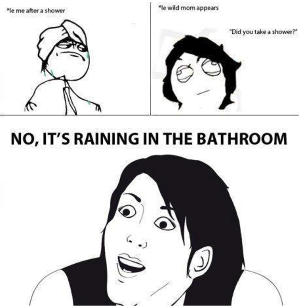 257 wet girl you don't say? know your meme